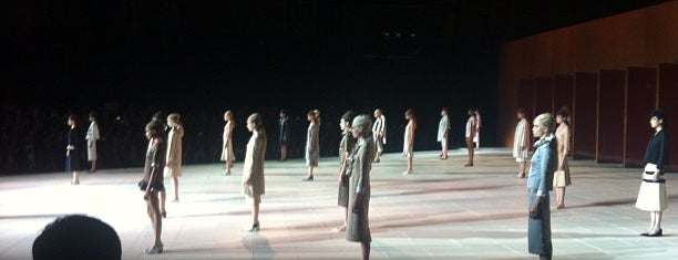 Lexington Avenue Armory is one of NY Fashion Weeks 7-14 Feb 2013 (inactive).