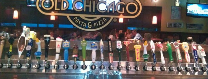 Old Chicago is one of Top 10 restaurants when money is no object.