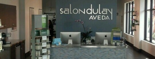 Salon Dulay Aveda is one of Favorite Places in Florida.