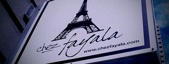 Chez Fayala is one of SF Sandwich Spots.