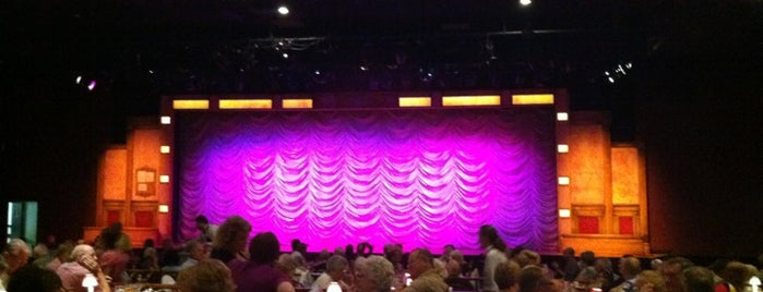 Broadway Palm Dinner Theatre is one of Fort Myers/Naples.