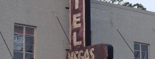 Hotel Vegas is one of Rad Venues.