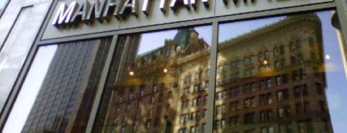Manhattan Mall is one of Letty's list.