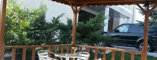 Dafne Otel is one of Ankara'daki Oteller.