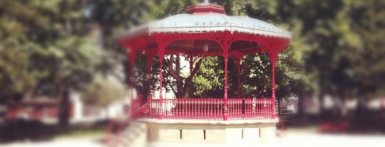 Parque da Alameda is one of Best of Ourense ❤.