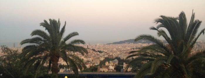 La Venta is one of Terrazas Barcelona.