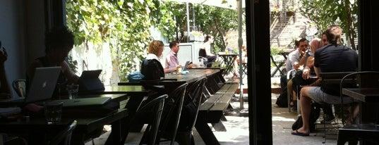 Café Pamenar is one of Best Coffices in Toronto.