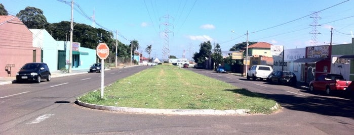 Tiradentes is one of Bairros de Campo Grande.