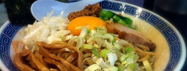 麺や ポツリ is one of 浜松町・大門でランチ.