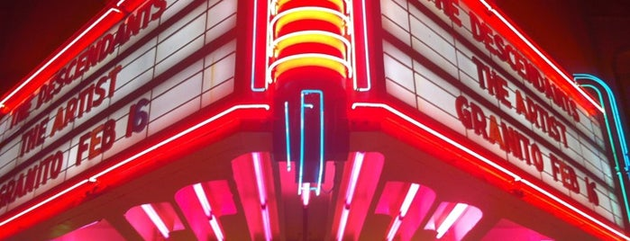 Balboa Theatre is one of San Francisco.