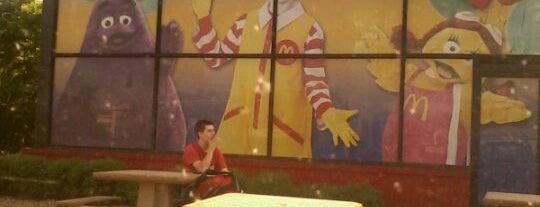 McDonald's is one of MN Food/Restaurants.