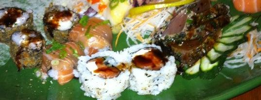 Ipanema Sushi is one of Guia Rio Sushi by Hamond.