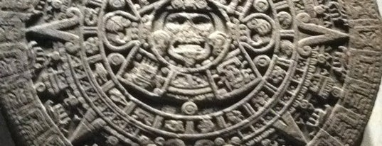 Museo Nacional de Antropología is one of O que Fazer na Cd. do México.