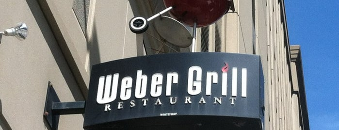 Weber Grill Restaurant is one of The 15 Best Places for Ribs in Chicago.