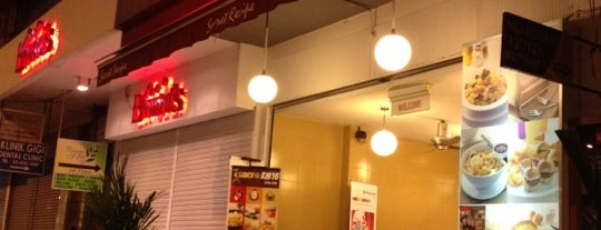 Secret Recipe is one of F&B.