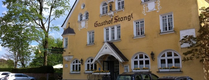 Hotel Gutsgasthof Stangl is one of Hotels.