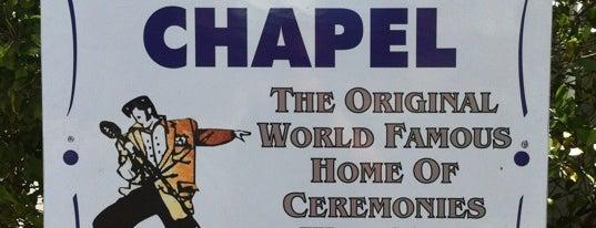 Graceland Wedding Chapel is one of Las Vegas, NV, United States.