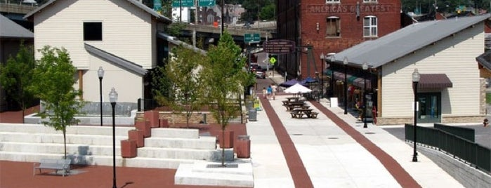 Canal Place is one of Cumberland, Maryland Must See & Do!.