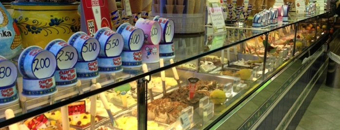 Festival del Gelato is one of The 15 Best Places for Healthy Food in Florence.