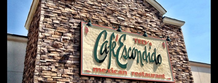 Ted's Cafe Escondido - Broken Arrow is one of Top Restaurants.