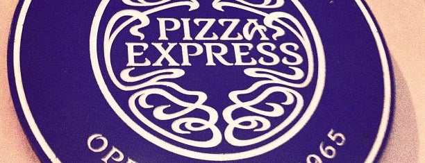 PizzaExpress is one of Done List.