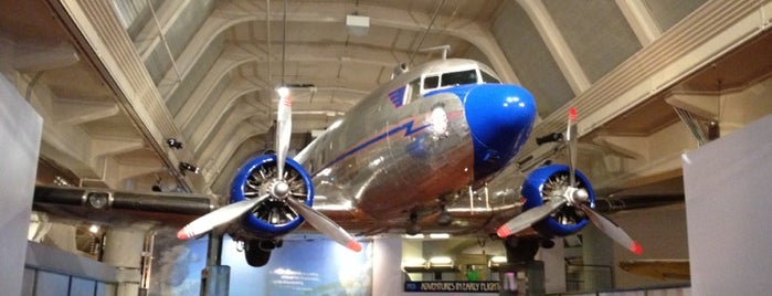 Henry Ford Museum is one of Fun Go-to-Spots.