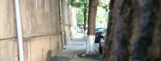 Leo Kiacheli Street | ლეო ქიაჩელის ქუჩა is one of Streets.