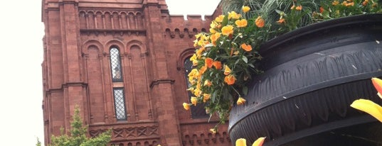 Smithsonian Institution Building (The Castle) is one of Gary's List.
