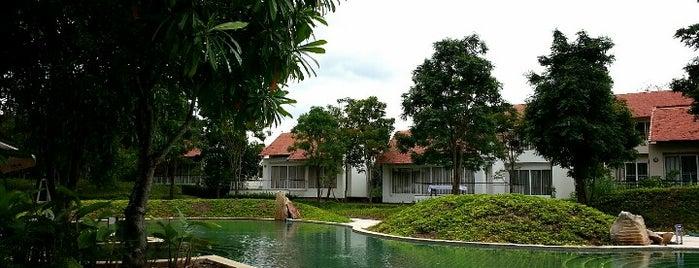 Belle Villa Resort Khao Yai is one of Hotel.