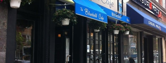Bluebell Cafe is one of NYC 2.