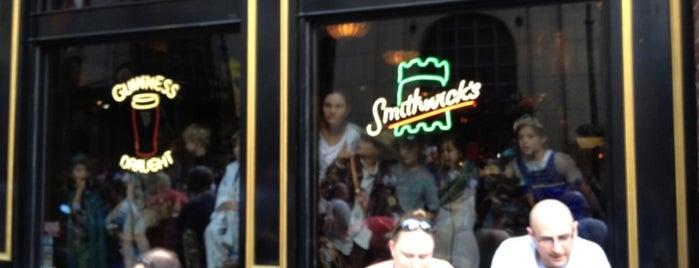 Meehan's Public House is one of Atlanta's Best Pubs - 2012.