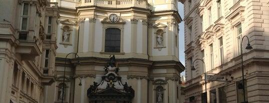 Peterskirche is one of StorefrontSticker #4sqCities: Vienna.
