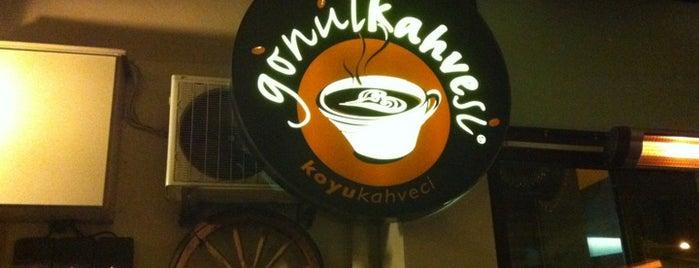 Gönül Kahvesi is one of 20 favorite restaurants.