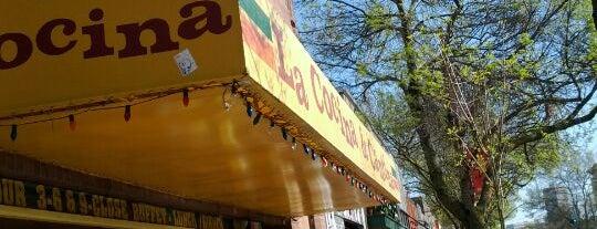 La Cocina Santiago is one of Restaurants.