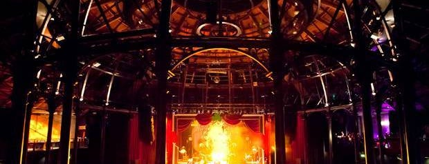 Roundhouse is one of Top 10 favorites places in London, UK.