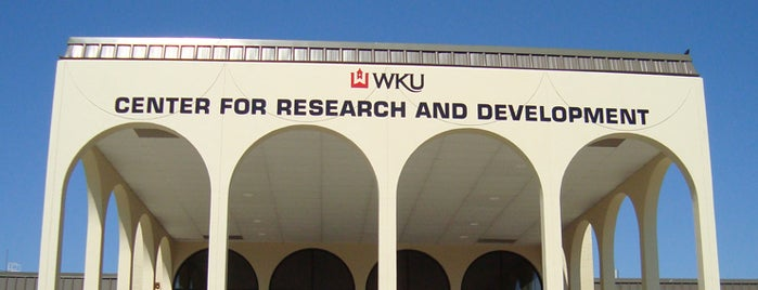 Western Kentucky University - The Center for Research & Development is one of Campus Tour.