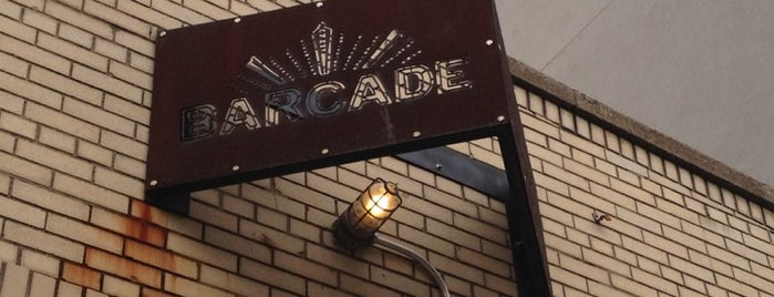"""Barcade is one of """"Be Robin Hood #121212 Concert"""" @ New York!."""
