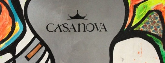 Casanova Ecobar is one of Great Times Are Coming.