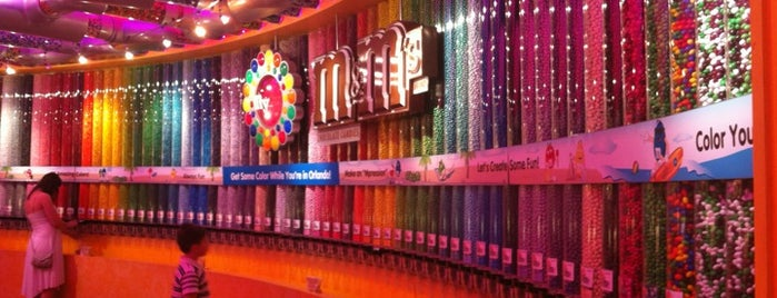 M&M's World is one of Florida.