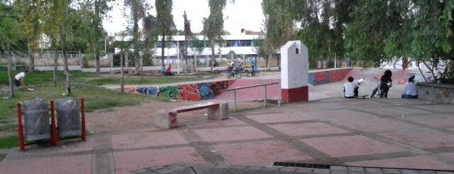 Parque BMX - Villas (Parque Extremo) is one of Show Places @ GDL.