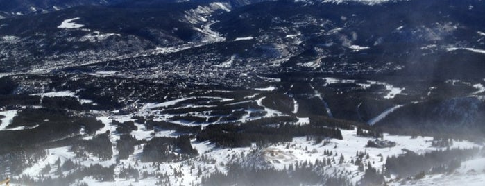 Horseshoe Bowl is one of Secret Stashes at Breck.