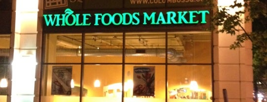 Whole Foods Market is one of NYC Wine Taste.