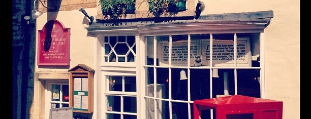 Sally Lunn's Historic Eating House & Museum is one of Sunday brunch.