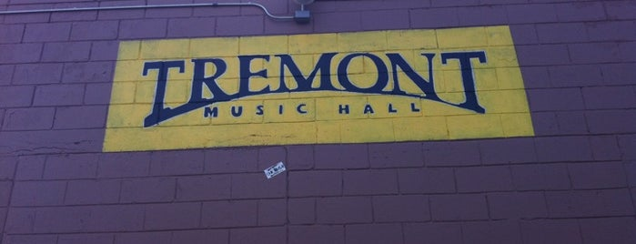 Tremont Music Hall is one of Billionaires Approved Charlotte EDM Venues.