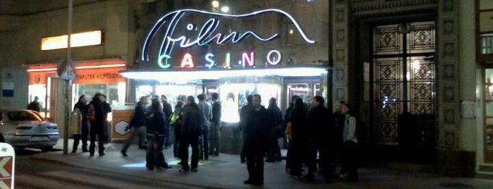 Filmcasino is one of StorefrontSticker #4sqCities: Vienna.