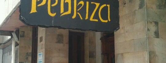 La Pedriza is one of Pucela imprescindible.