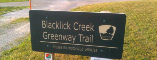 Blacklick Creek trail is one of Columbus Area Parks & Trails.
