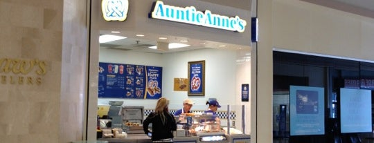 Auntie Anne's is one of Food.