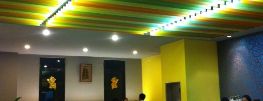 Inter is one of Guide to the Best Restuarants in Bangkok.