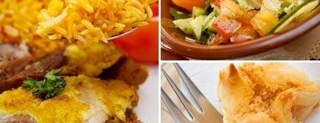 Hadramawt is one of Mediterranean & Middle Eastern Feasts.